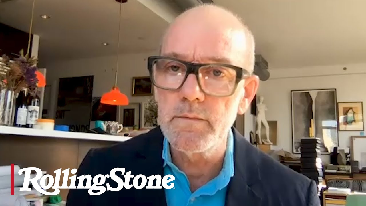 """Michael Stipe Reflects on the 30th Anniversary of R.E.M.'s Iconic """"Out of Time"""" 