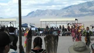 Las Vegas Paiute Tribe Pow Wow 2012