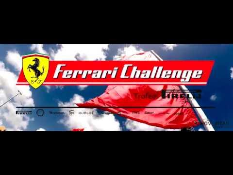 Ferrari Challenge Homestead 2017