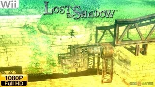 Lost in Shadow - Wii Gameplay 1080p (Dolphin GC/Wii Emulator)
