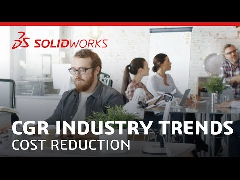 Consumer Goods & Retail Industry Trends - Cost Reduction - SOLIDWORKS