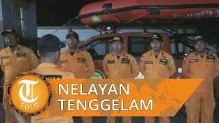 Seorang Nelayan Tenggelam Di Tanjung Bangka Tercebur Saat Menarik Jaring