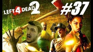 TANK CHALLANGE'A VEDA : Left 4 Dead 2 Multiplayer 2017 #37