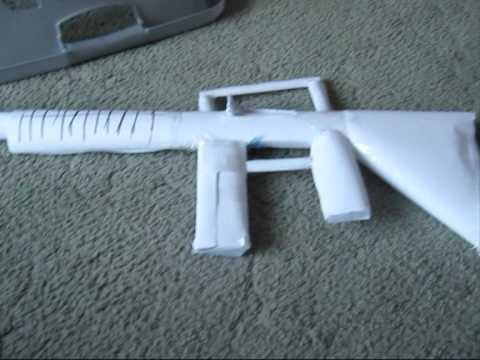 paper machine guns