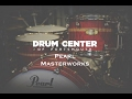 Pearl Masterworks 2017 Catalog Drum Set - Video Demo