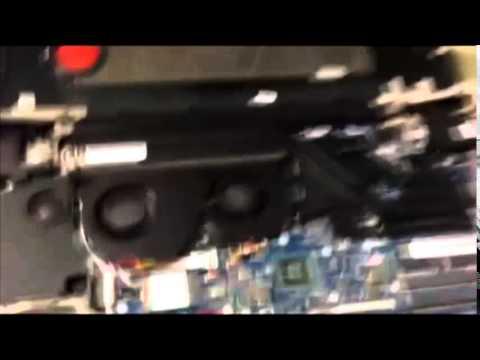 Lenovo Y50 SSD And RAM Tutorial [HD]