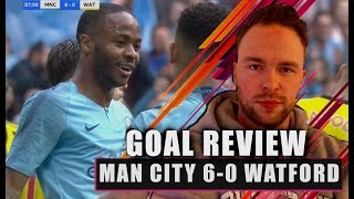 Raheem Sterling Hattrick secures City Treble! Manchester City 6-0 Watford FA Cup Final Goal Review