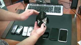 Спортивный чехол на руку для iPhone 3/4s, Samsung, Nokia, HTC, Sony и т.д