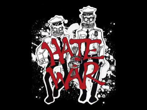 Hate and war- hostile city