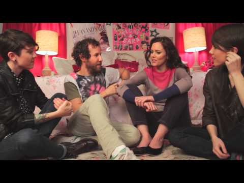 Tegan & Sara's Heartthrob: The Interviews - Ione Skye & Ben Lee