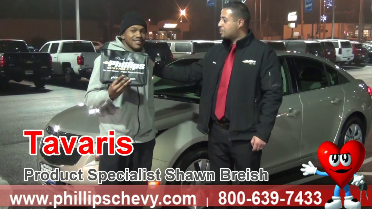 Used Car Dealerships In Chicago >> 2012 Chevy Cruze Customer Review Phillips Chevrolet Used Car Dealer Sales Chicago