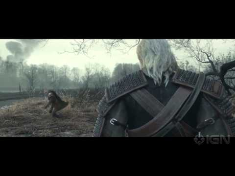 The Witcher 3: Wild Hunt - Killing Monsters Trailer