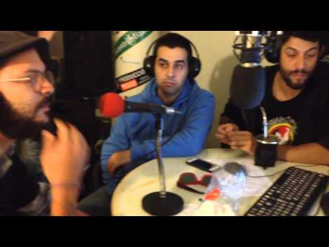 Entrevista Alex Guterres - Radio Montevideo on Night (Uruguay)