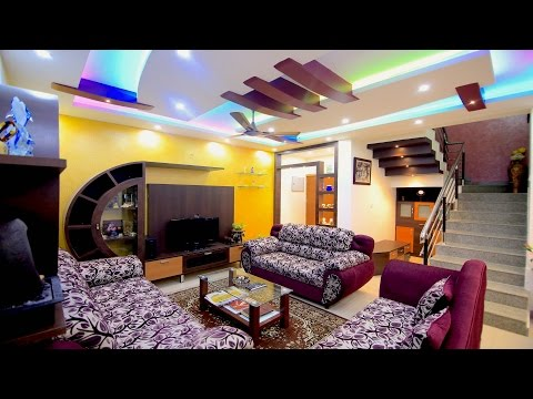 Mr. Srinivasa's House | Latest Interior Design | Mantri Alpyne Apartments | Bangalore