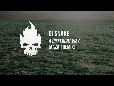 DJ Snake - A Different Way (AAZAR Remix)