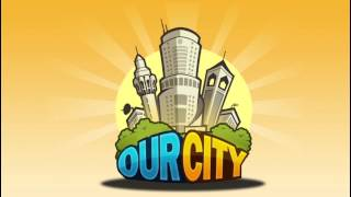 Our City — a serious social game for Jordanian youth