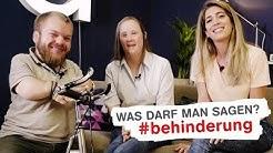 Frag mich doch: Was darf man zu Menschen mit Behinderung sagen?