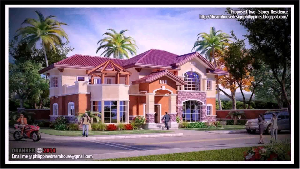 2 story commercial building design philippines youtube for 2 story commercial building plans