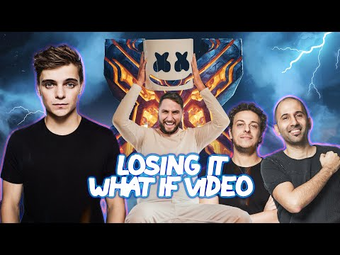 """WHAT IF """"LOSING IT"""" BY FISHER WAS MADE BY OTHER DJS? - ANGEMI"""
