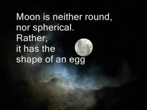 Interesting space facts: The Moon - YouTube