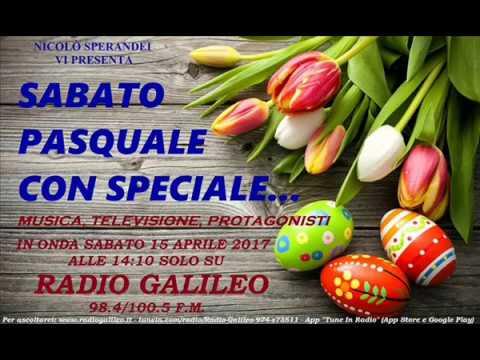 SABATO PASQUALE CON SPECIALE... MARIO DEL MONACO (Puntata Integrale - Sabato 15/04/2017)