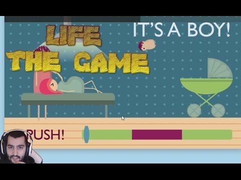 Забавни игри: LIFE - THE GAME: РОДИХ СЕ, ЖИВЯХ, УМРЯХ!
