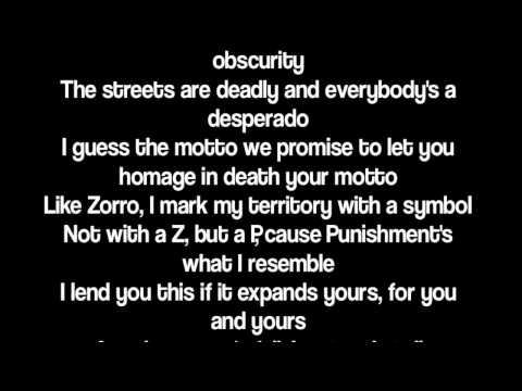 Big Pun capital punishment lyrics