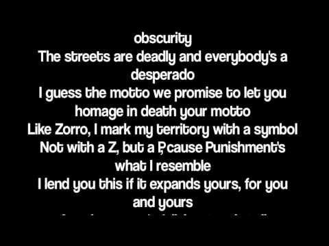 Big Pun capital punishment lyrics