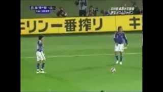 Japan 2 Peru 0 Kirin Cup 2007