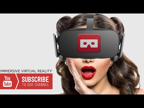 TRAILER | 360 VR ADVENTURE - Immersive Virtual Reality | Youtube Channel