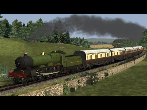 Train Simulator 2020 - GWR 29xx 'Saint' Class - A Trip On The Esthwaite Branch