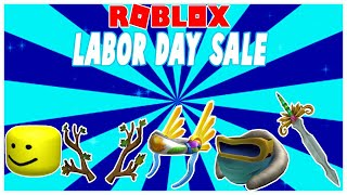🔴 ROBLOX Labor Day SALE 2019 || NEW LIMITEDS & Robux GIVEAWAYS || ROBLOX Live Stream🔴