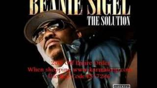 Watch Beanie Sigel All Of The Above video