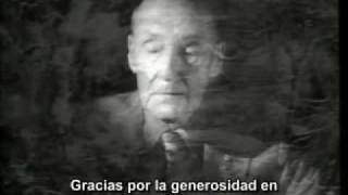 WILLIAM S. BURROUGHS Commissioner of sewers - Fragmentos - Subtítulos castellano - 2/2