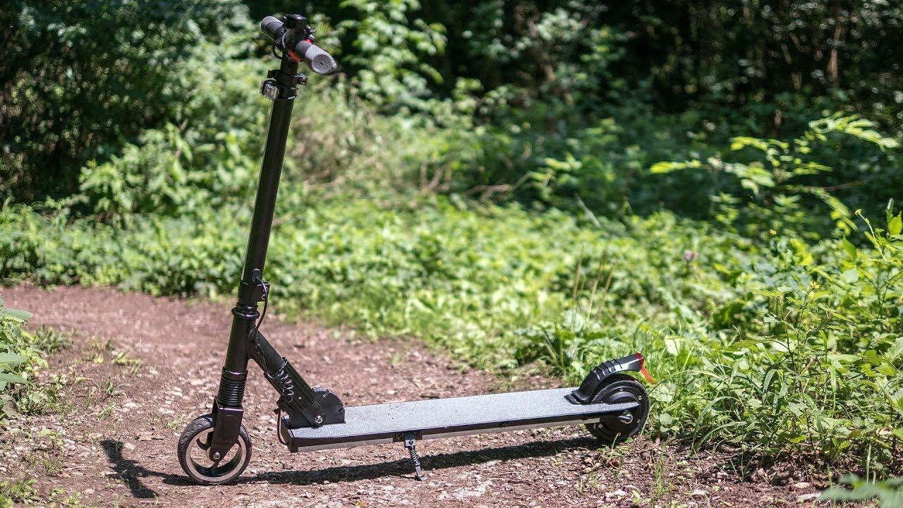 Download Testfahrt - Doc Green ESA 1500 E-Scooter (199€ bei Hofer)