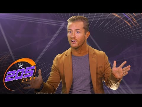 Drake Maverick reveals his vision for WWE's Cruiserweight division