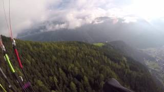 BGD CURE Paragliding Zillertal Alps