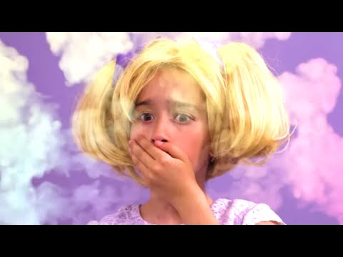 Gummy Teeth ⭐ 1-Hour Compilation ⭐ Princesses In Real Life | Kiddyzuzaa - WildBrain