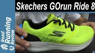 Skechers GOrun Ride 8 Preview | ¿Su mejor zapatilla de entrenamiento?