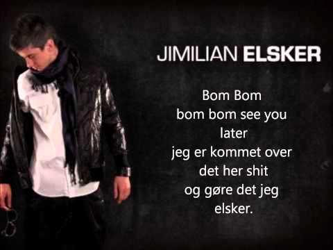Jimilian - Elsker official lyrics