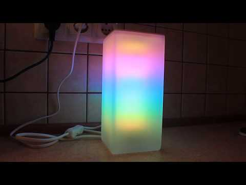 Wifi лампа по проекту AlexGyver