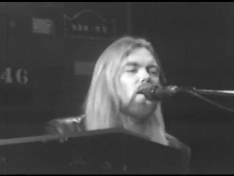 The Allman Brothers Band In Memory Of Elizabeth Reed (Incomplete)