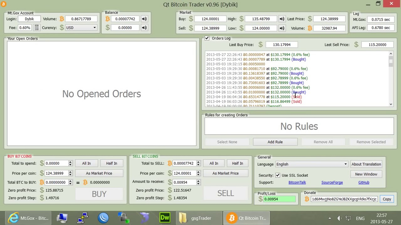 regulated binary options traders qt bitcoin trader