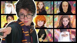Harry Potter Finger Family Compilation | WigglePop