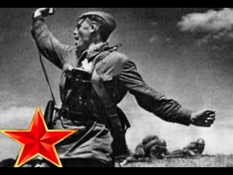 Слушать онлайн Песни военных лет - Вставай, страна огромная полная версия