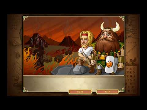 Play Viking Brothers Level 1 + 2 with Gma |