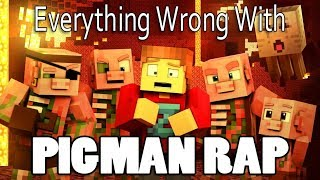 Everything Wrong With Pigman Rap in 10 Minutes Or Less