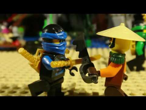 LEGO NINJAGO THE MOVIE PART 27 - COMING TOMORROW!!!