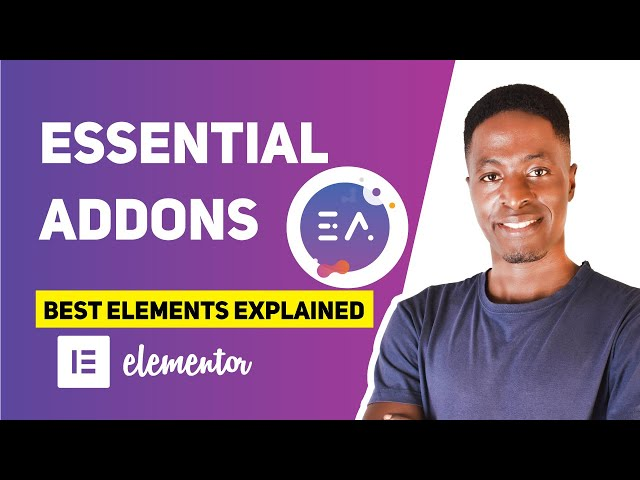 Essential Addons for Elementor Review: Best Elements Explained