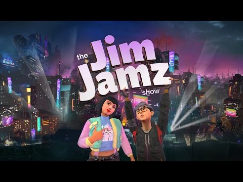 The JimJamz Show ep 2: Drama LLama Rama